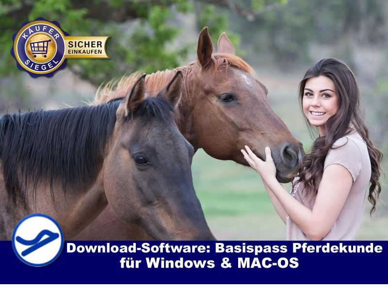Download-Software Basispass-Pferdekunde (FN) {{Downloadversion}}