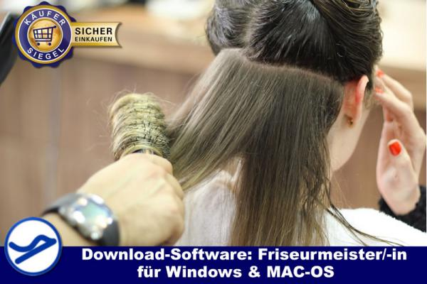 Download-Software Friseurmeister/in {{Downloadversion}}