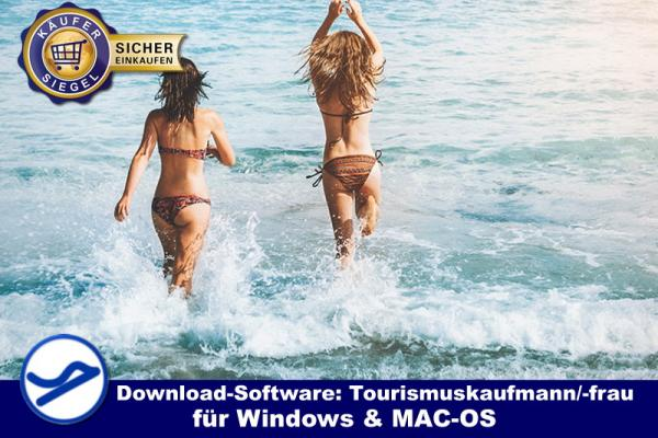 Download-Software: Tourismuskaufmann/-frau (WIN/MAC-OS) {{Downloadversion}}