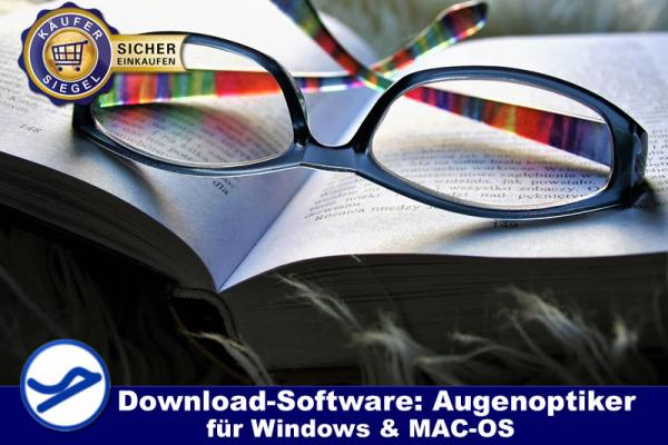 Download-Software Augenoptiker/-in {{Downloadversion}}