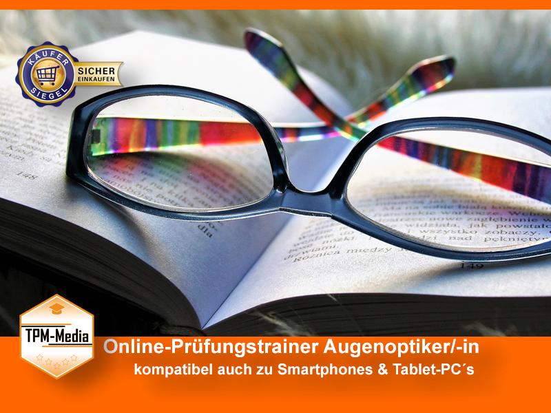 Augenoptiker/in (Online - Prüfungstrainer)