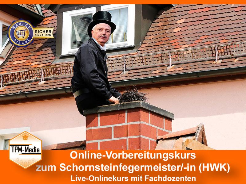 Online-Livekurse zum Schornsteinfegermeister/-in